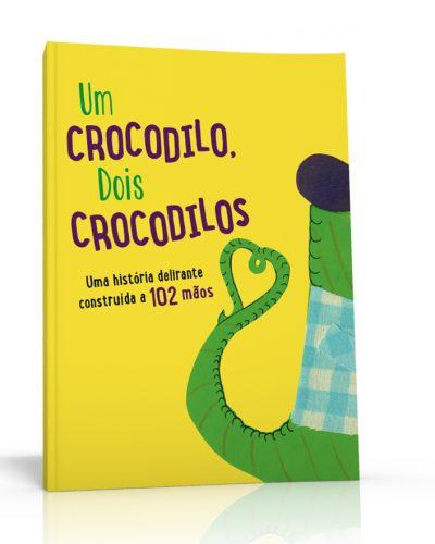 crocodilo 3D